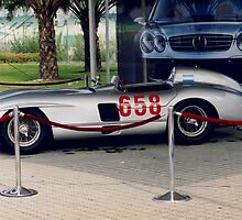 Mercedes-Benz 300 SLR  by BigAl1