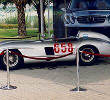 Mercedes-Benz 300 SLR  by BigAl1
