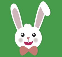 Easter Bunny Bow Tie Kids Clothes