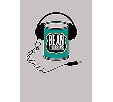 Bean Clubbing Photographic Print