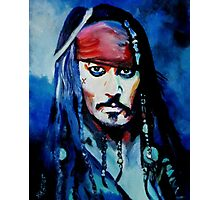 Captain Jack Photographic Print