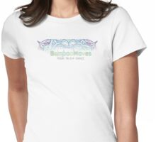 Bamboomoves Logo Womens Fitted T-Shirt