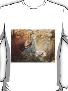Vincent and Gabriel  17 March 2015 T-Shirt