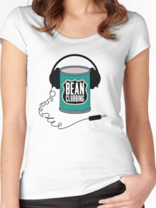 Bean Clubbing Women's Fitted Scoop T-Shirt