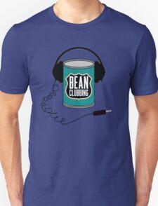 Bean Clubbing Unisex T-Shirt
