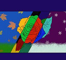 The 4 Seasons by Malik  Conner