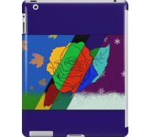 The 4 Seasons iPad Case/Skin