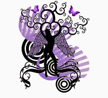 Angel Resurrected Womens Fitted T-Shirt