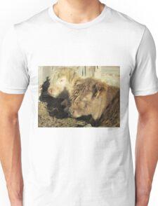 Rocky and Gabriel  20 December 2014 Unisex T-Shirt