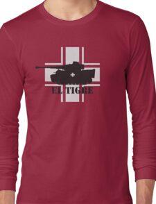 El Tigre WW2 Long Sleeve T-Shirt