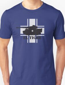 El Tigre WW2 T-Shirt