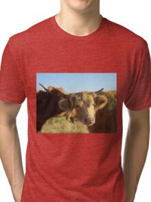 Michael and Molly  28 July 2014 Tri-blend T-Shirt