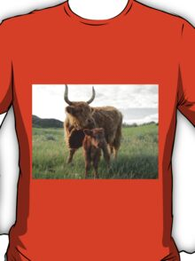 Elma and Moose  26 May 2014 T-Shirt