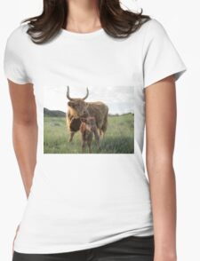 Elma and Moose  26 May 2014 Womens Fitted T-Shirt