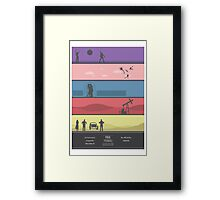 A Paul Thomas Anderson Collection Print Framed Print