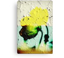 I Remain Incomplete Canvas Print