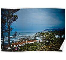 Scenic Oregon Coast  Poster