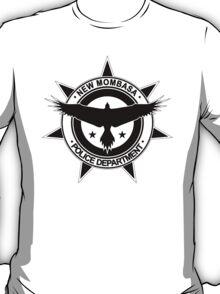 Halo, New Mombasa Police Department logo T-Shirt
