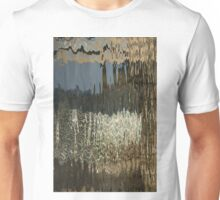 Silk, Moire and Satin Abstracts Unisex T-Shirt