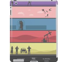 A Paul Thomas Anderson Collection Print iPad Case/Skin