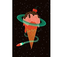 Ice Cream Planet Photographic Print