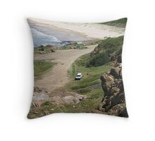 View from the edge  Throw Pillow