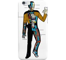 Know Your Data iPhone Case/Skin