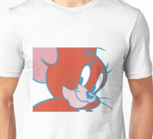 Jerry Red/Blue Unisex T-Shirt
