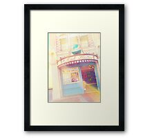 The Hatter Framed Print