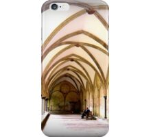 Period of reflection iPhone Case/Skin