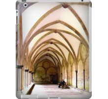 Period of reflection iPad Case/Skin