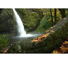 Water-Fall Photographic Print