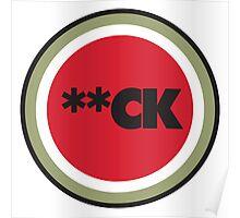 **CK - Parody Poster