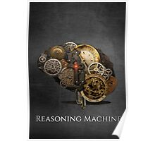 Reasoning Machine - poster Poster