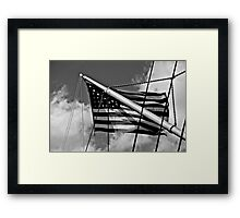 Across the Nation Framed Print
