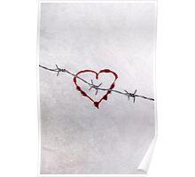 bleeding love Poster