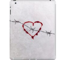 bleeding love iPad Case/Skin