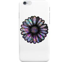 Rainbow Swirl Flower iPhone Case/Skin