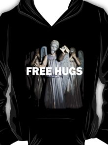 Free Hugs by an Angel T-Shirt