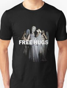 Free Hugs by an Angel Unisex T-Shirt