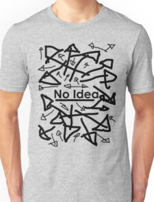 No Idea Unisex T-Shirt