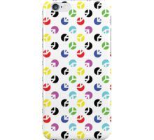 Gestalt Continuity Cube Coloured iPhone Case/Skin
