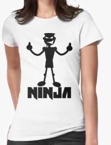Ninja Die Antwoord Womens Fitted T-Shirt