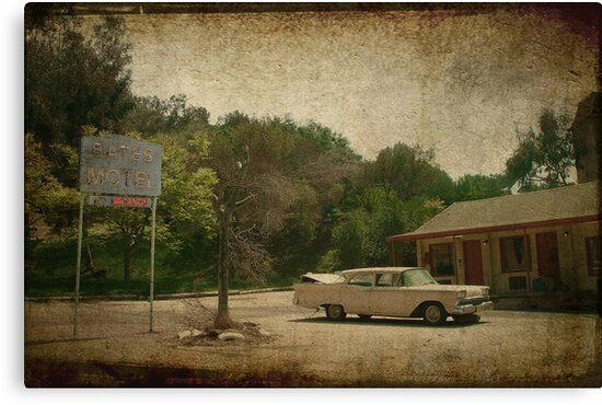 Bates Motel by Kerry Duffy