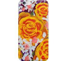 Fiery Bouquet iPhone Case/Skin