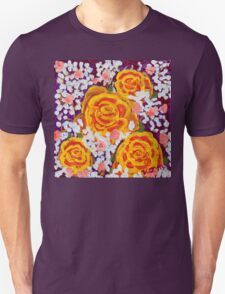 Fiery Bouquet T-Shirt
