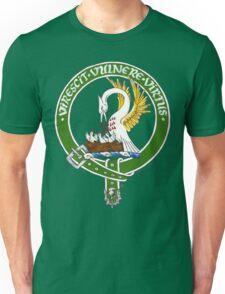 Clan Stewart Scottish Crest Unisex T-Shirt