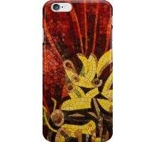 Imagination in Reds and Yellows iPhone Case/Skin