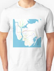 Subway Series- New York T-Shirt