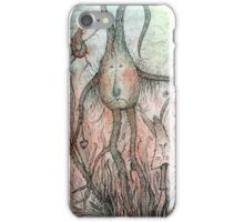 Fantasy Illustration iPhone Case/Skin